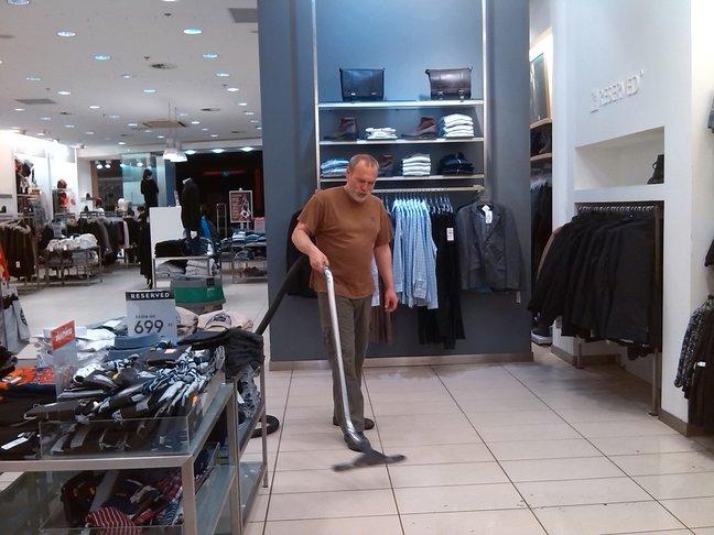 Gen. čištění, voskování podlah PKD Praha